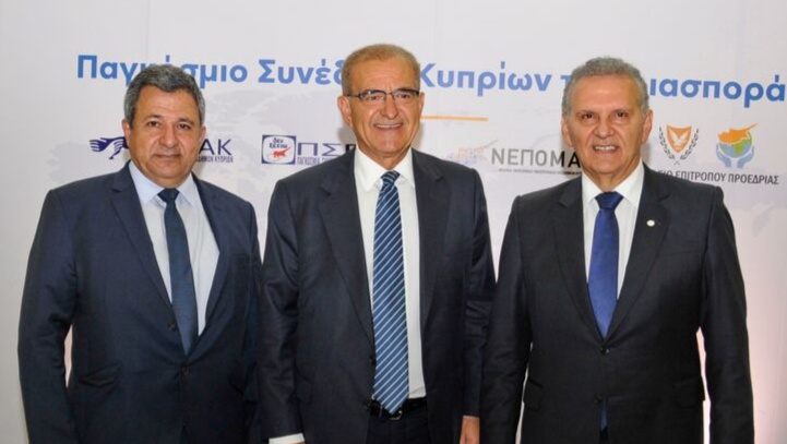 Δηλώσεις του ΥΦΥΠΕΞ Αντώνη Διαματάρη στο 20ο Παγκόσμιο Συνέδριο Απόδημων Κυπρίων