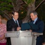 Συνάντηση με τον ΠτΔ, Νίκο Αναστασιάδη