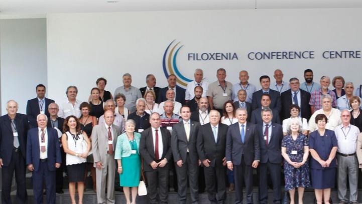 19ο Παγκόσμιο Συνέδριο της Παγκόσμιας Ομοσπονδίας Αποδήμων Κυπριών (ΠΟΜΑΚ-ΠΣΕΚΑ)